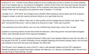 news13 OPD statement shots bathroom